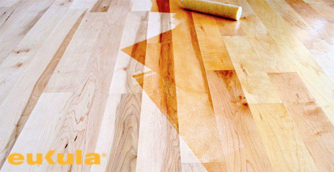 Olejování podlah