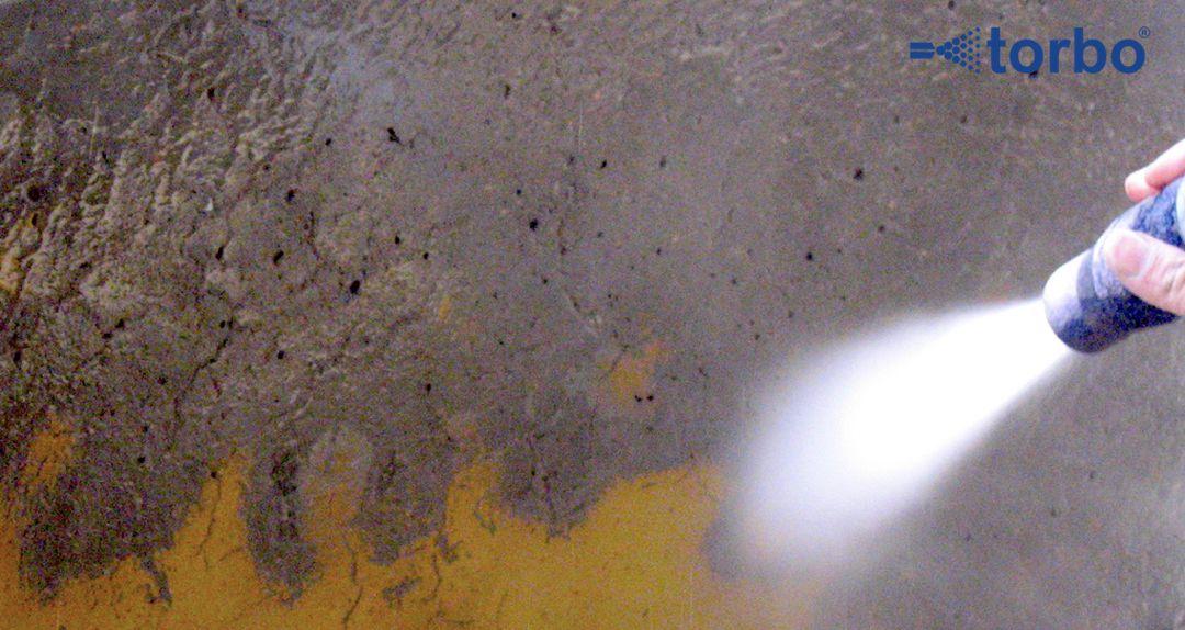 Tryskání betonu
